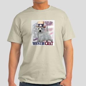 WESTIEcrat Light T-Shirt