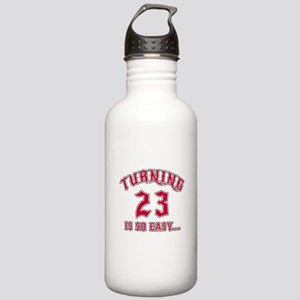 Turning 23 Is So Easy Stainless Water Bottle 1.0L