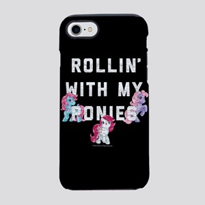 My Little Pony Rollin With M iPhone 8/7 Tough Case