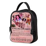 Movie Poster - The Missing Screenwriter Neoprene L