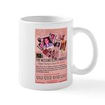 Movie Poster - The Missing Screenwriter Mugs