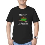 Master Gardener Men's Fitted T-Shirt (dark)