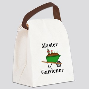Master Gardener Canvas Lunch Bag