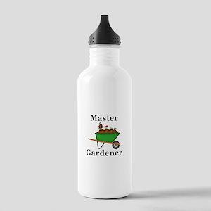 Master Gardener Stainless Water Bottle 1.0L