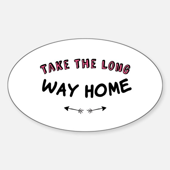 long way home Decal