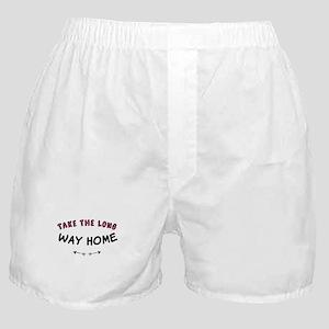 long way home Boxer Shorts