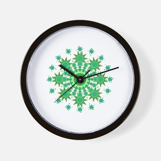 Anahata Wall Clock
