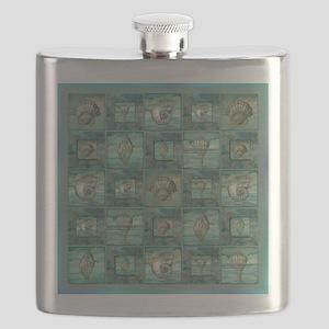Best Seller seashell Flask
