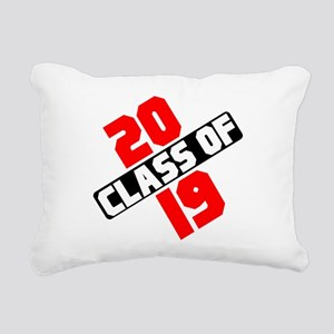 Class of 2019 Rectangular Canvas Pillow
