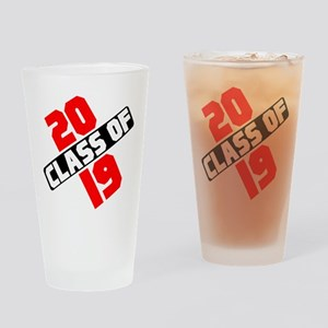 Class of 2019 Drinking Glass
