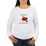 Master Gardener Women's Long Sleeve T-Shirt