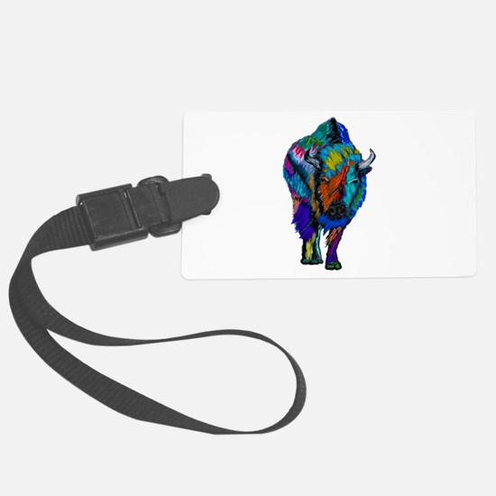 BISON Luggage Tag
