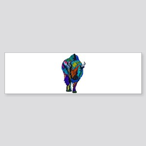 BISON Bumper Sticker