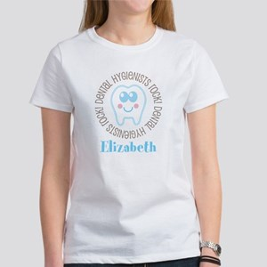 Dental Hygienist Personalized Gift T-Shirt