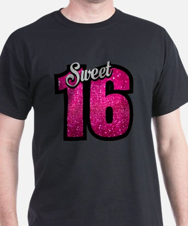 Cute Number 16 T-Shirt