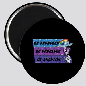 My Little Pony Be Fearless Fabulous Magnet