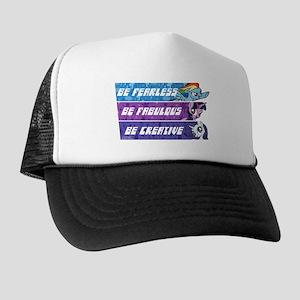 My Little Pony Be Fearless Fabulous Trucker Hat