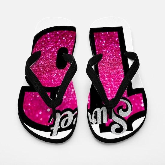 Birthday Flip Flops