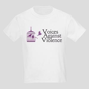 Voices Against Violence Logo T-Shirt