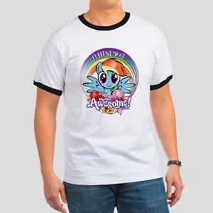 My Little Pony Current Mood Awesome Ringer T