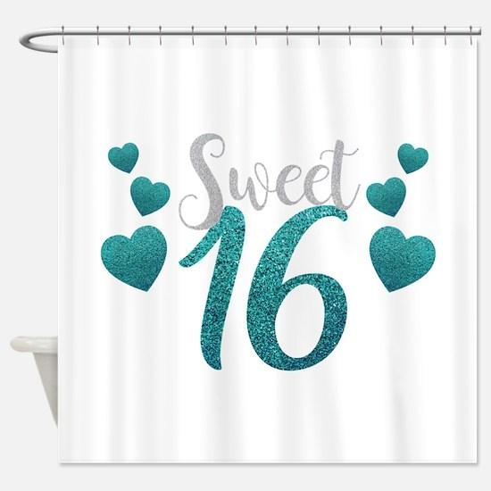 Birthday Shower Curtain