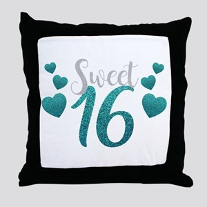 Birthday Throw Pillow