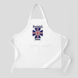 British Iron BBQ Apron