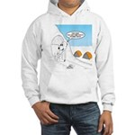 Winter Camping Hooded Sweatshirt