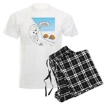 Winter Camping Men's Light Pajamas
