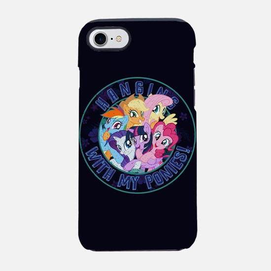 My Little Pony Hanging With iPhone 8/7 Tough Case