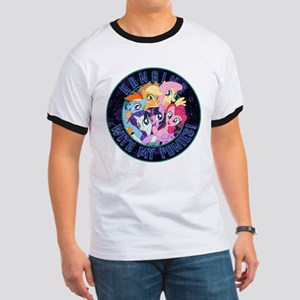 My Little Pony Hanging With My Ponies Ringer T