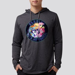My Little Pony Hanging With My P Mens Hooded Shirt