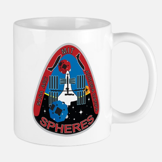 SPHERES Logo Mug