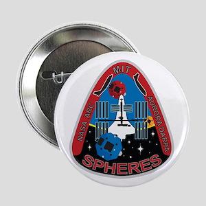 """SPHERES Logo 2.25"""" Button"""