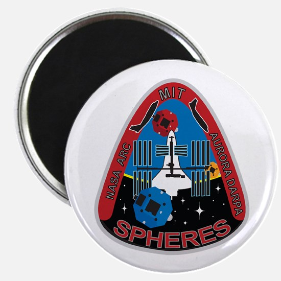 SPHERES Logo Magnet