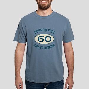 60th Birthday Fishing T-Shirt