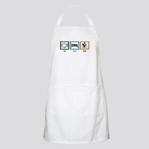 Eat Sleep Bike Ride Apron