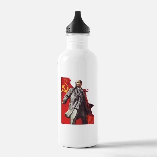 Lenin Water Bottle