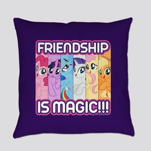 My Little Pony Friendship is Magic Everyday Pillow