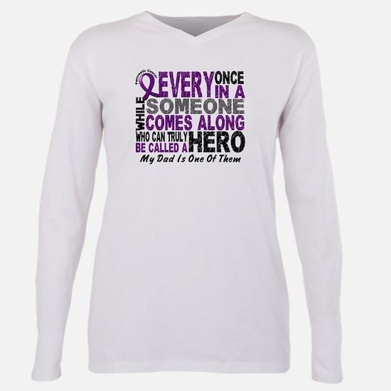 Hero Comes Along Dad Shir T-Shirt