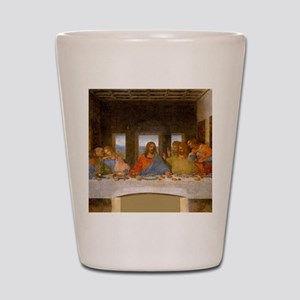 The Last Supper Leonardo Da Vinci Shot Glass