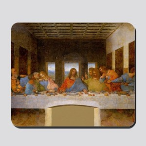 The Last Supper Leonardo Da Vinci Mousepad