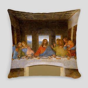 The Last Supper Leonardo Da Vinci Everyday Pillow