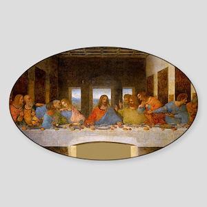 The Last Supper Leonardo Da Vinci Sticker