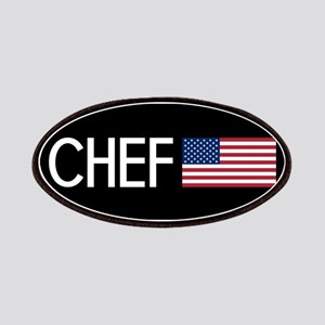 Culinary: Chef (U.S. Flag) Patch