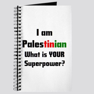 i am palestinian Journal