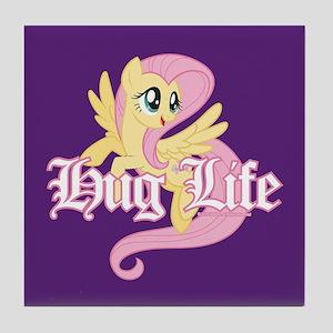 My Little Pony Hug Life Tile Coaster