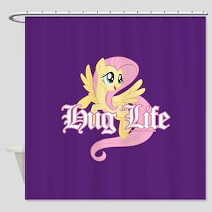My Little Pony Hug Life Shower Curtain