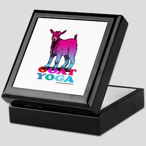 Goat Yoga 2 Keepsake Box
