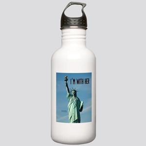 Women's Marches–I'm Wi Stainless Water Bottle 1.0L